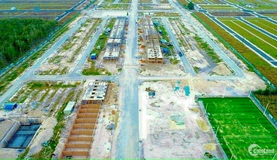 Siêu dự án mới Huyện Bàu Bàng Thăng Long central city Bình Dương