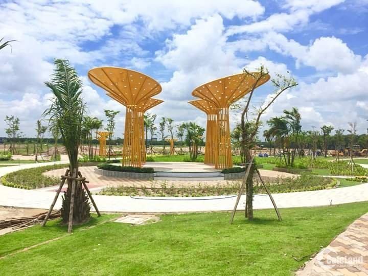 Bán đất mặt tiền QL13, Bàu Bàng-Bình Dương