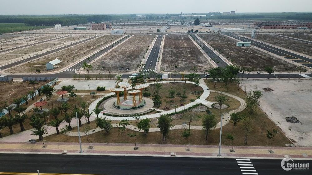 Đất đầu tư giá rẻ, TT Bàu Bàng 100m2, Gần KCN Bàu Bàng