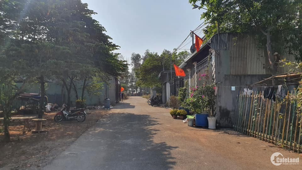 Nền đất giá rẻ sổ hồng thổ cư đường Đinh Quang Ân, Phước Tân
