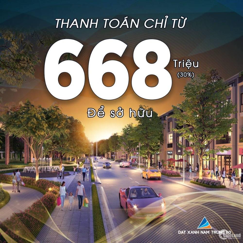 Khu đô thị Ân Phú - Mỏ vàng đang chờ nhà đầu tư khai phá