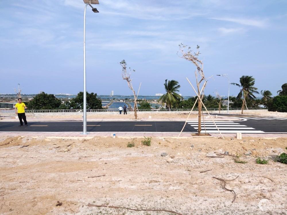 Duy Nhất Lô Đất view Bãi Dài, cạnh Bến du thuyền, đảo nhân tạo vingroup,Giá F0