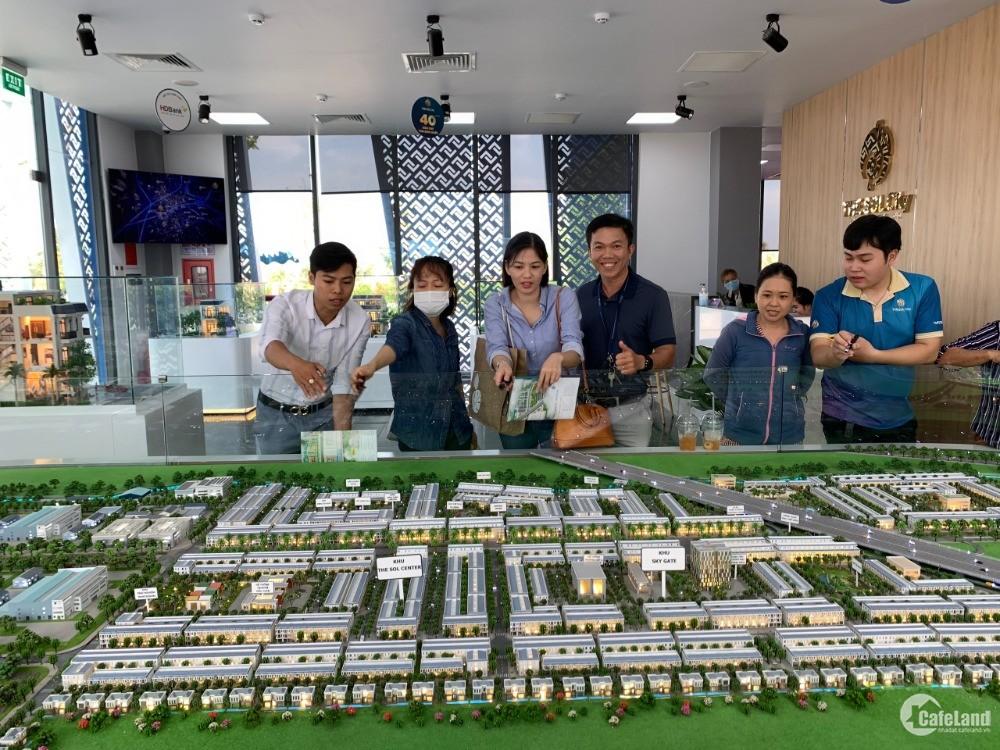 Bán đất nền The Sol City, hàng đẹp, giá chủ đầu tư, chiết khấu ngay 100tr,