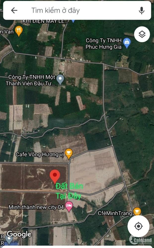 Đất Thổ Cư Ở TT Chơn Thành Kế Bên KCN Chỉ 433 Triệu