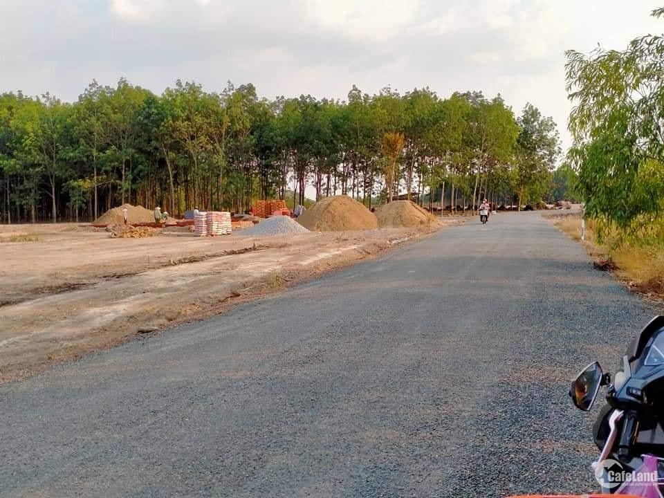 Cần bán lô đất đẹp 1000m ở chơn thành nha bích gần khu cn Becamex