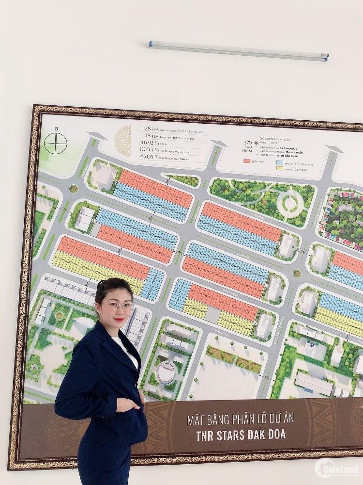 SỐT Đất nền sổ đỏ Trung Tâm thị trấn Đăk Đoa, Gia Lai