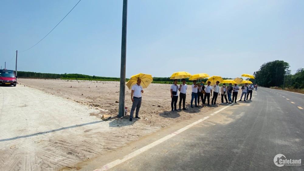 Đất thổ cư sân bay Lộc An liền kề KCN Đẩ Đỏ 1000ha Giá tốt đầu tư chỉ 700tr/lô
