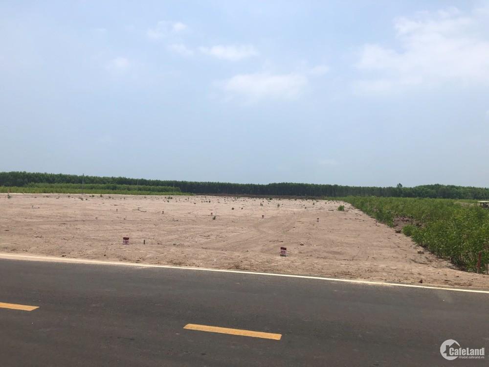 Đất nền thổ cư Lôc An, gần sân bay Lộc An, khu công nghiệp Đất Đỏ
