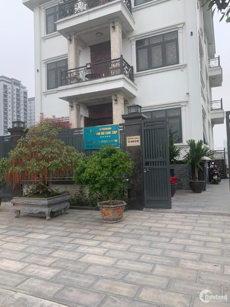 Siêu biệt thự shophouse 300m2 đường trục Thanh Hà Cienco 5 chính chủ bán