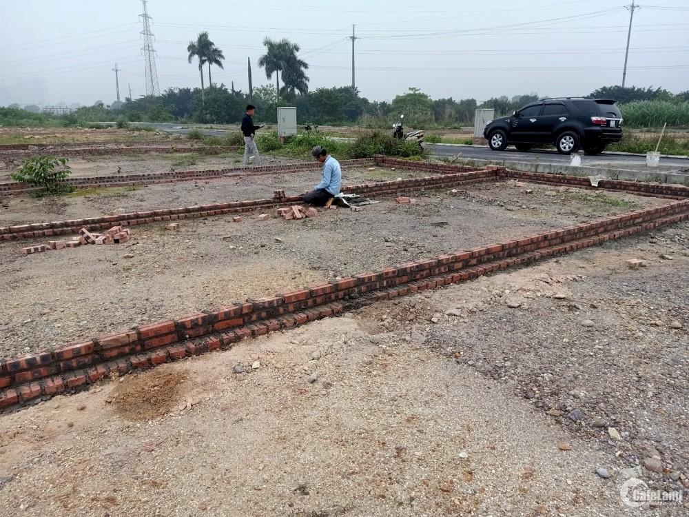 Bán 50m2 khu 25ha đất dịch vụ Vân Canh, gần khu đô thị An Lạc