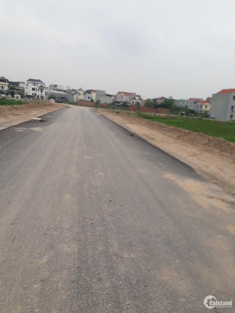 BÁN ĐẤT DV Yên Vĩnh xã kim chung  gần trường cấp 1 kim chung, cạnh khu đô thị