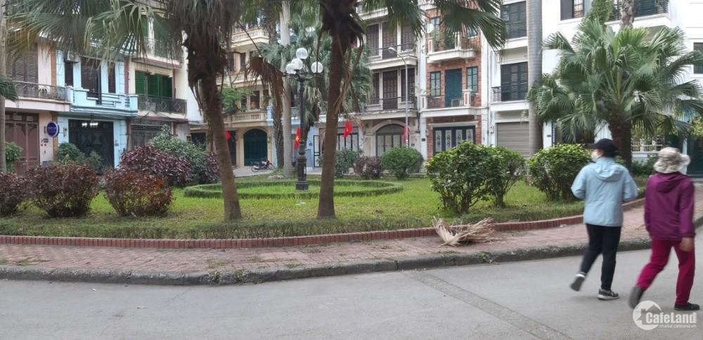 Bán biệt thự, khu đô thị Định Công, P Định Công, Quận Hoàng Mai, 190m2 giá 25 tỷ
