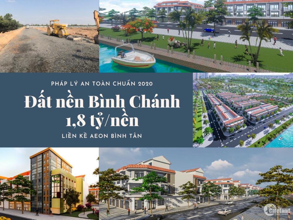 Bán đất KDC Bình Lợi, suất nội bộ từ Chủ đầu tư Phú Nhuận Land