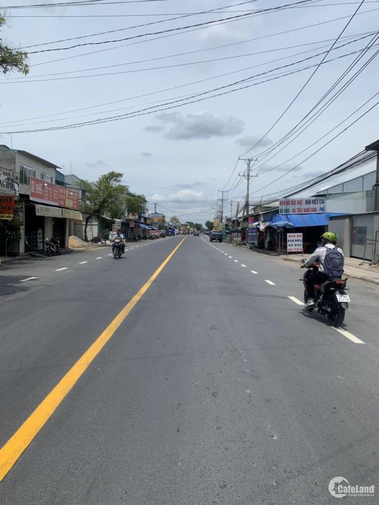 bán nền đất đối diện cổng KCN Lê Minh Xuân, Giá rẻ đầu tư, Chính Chủ