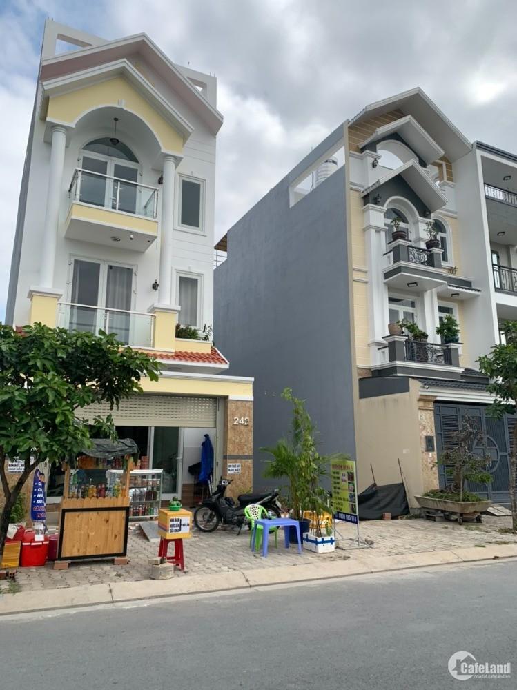 Bán gắp nền đất xã Phạm Văn Hai, huyện Bình Chánh. 20tr/m2 , hẽm 8m