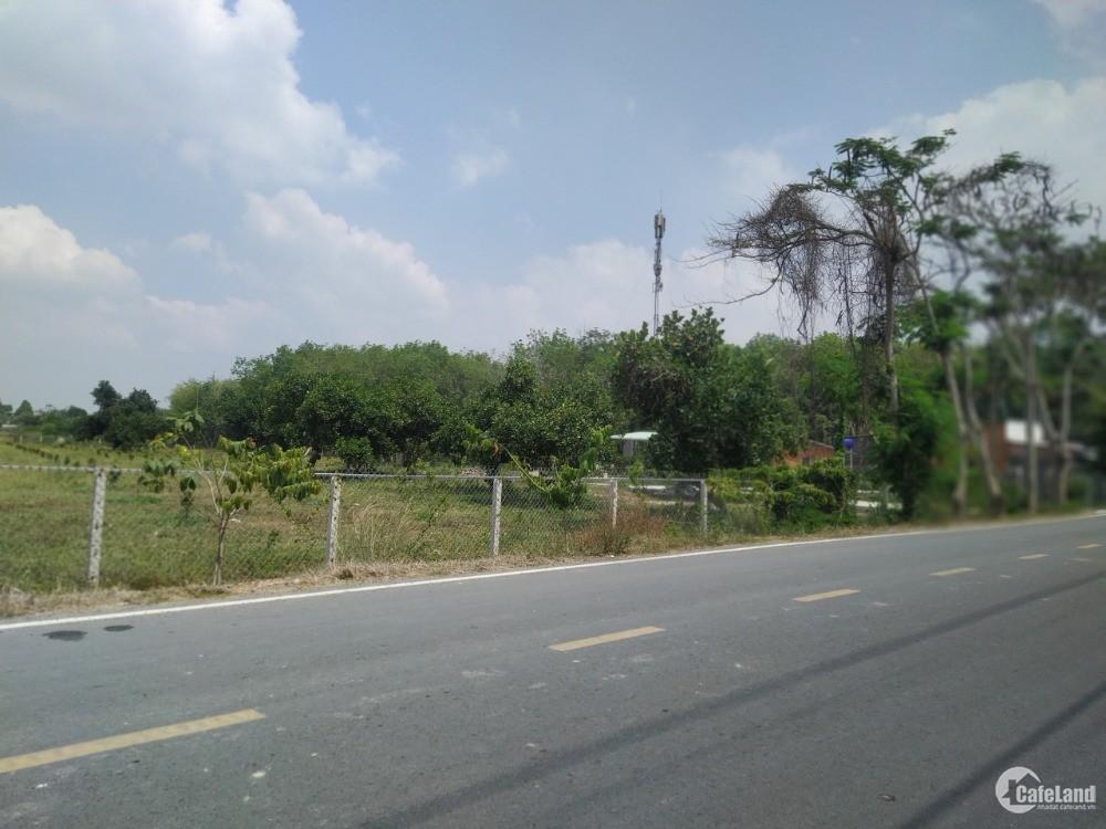 Đất trung tâm Nhuận Đức, mặt tiền Bà Thiên, đối diện Phạm Văn Cội, SHR