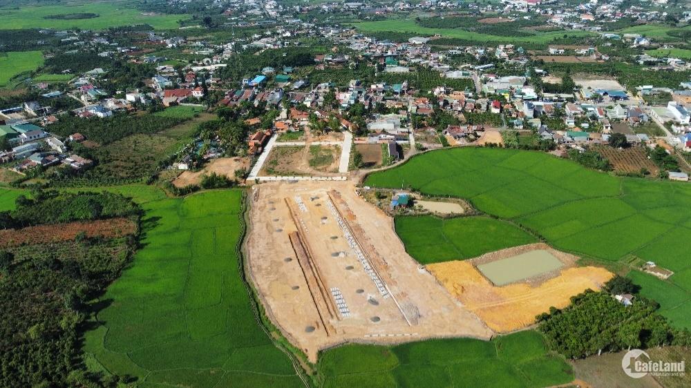 Đất nền phân lô thị trấn Đinh Văn, Lâm Hà , Lâm Đồng