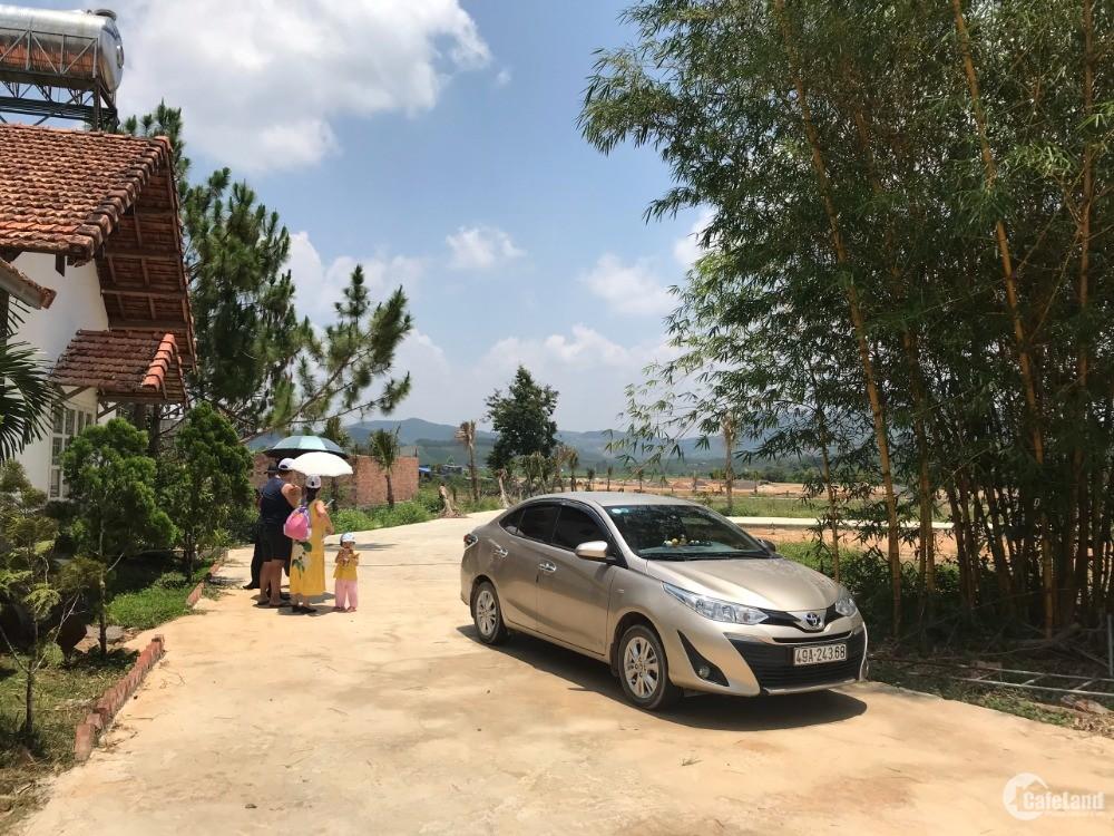 Bán đất Lâm Hà - Đà Lạt, 120m2 ngay trung tâm hành chính