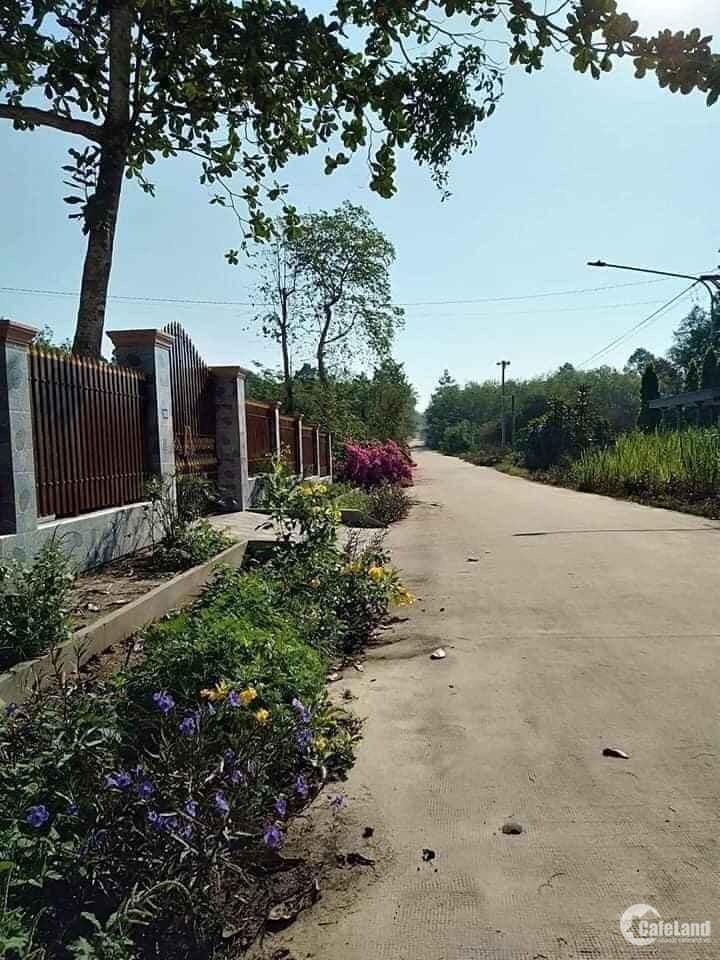 Chính chủ bán đất An Bình, Phú Giáo thổ cư, đường nhà nước 8m thông