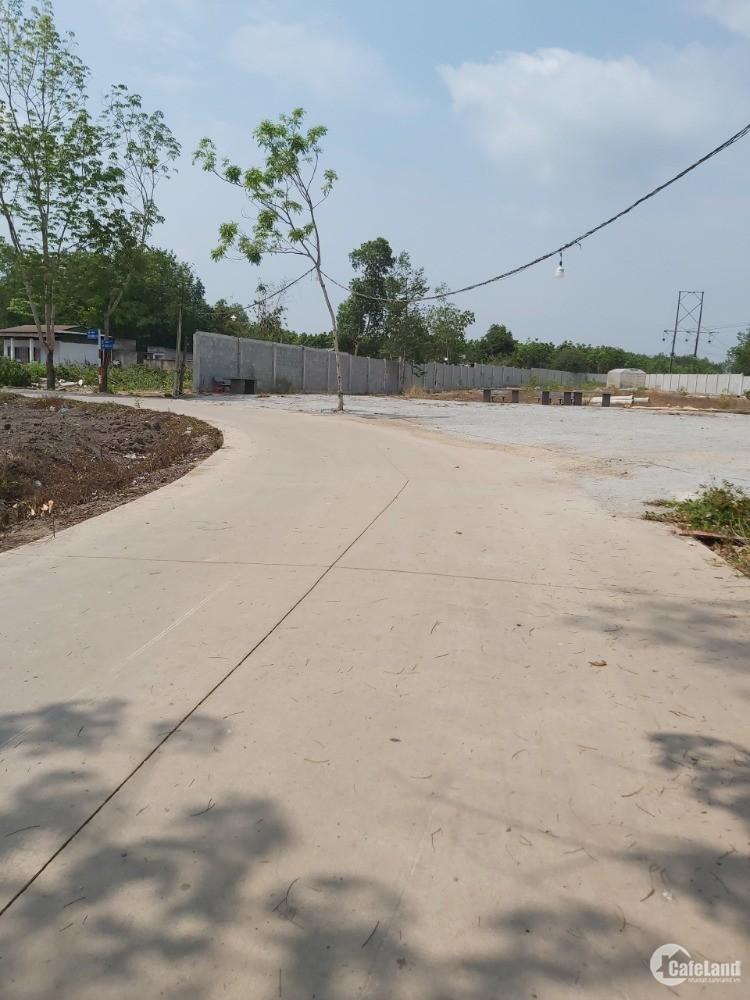 Chính chủ bán đất chợ An Bình, sổ sẵn thổ cư, 10x30 tiện xây trọ đường thông 8m