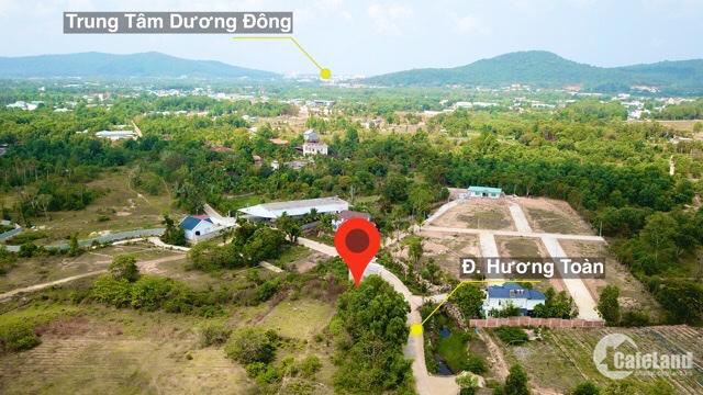 Bán mảnh đất 500m cách trung tâm Dương Đông 2.5km tại TP Phú Quốc