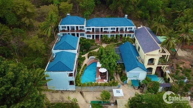 Bán resort 20 bungalow phía núi Trần Hưng Đạo TP Phú Quốc