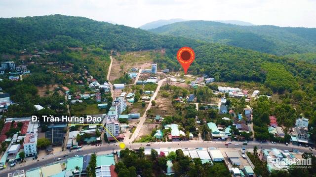 Bán mảnh đất 500m view biển Trần Hưng Đạo Thành Phố Phú Quốc