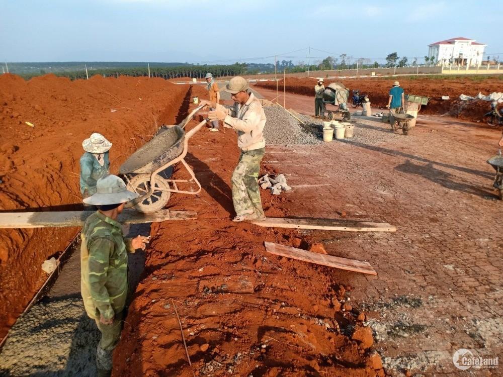 Chỉ 1.2 tỷ sở hữu lô đất Thương Mại nằm trong KĐT LỚN Nhất Tây Nguyên