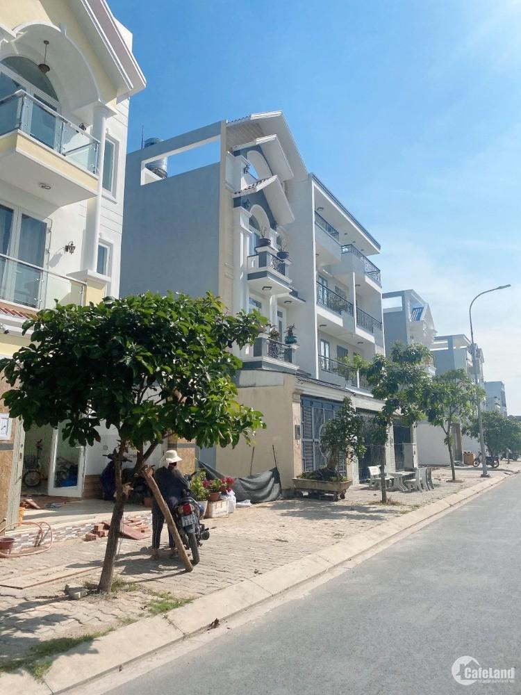 Bán gắp nền đất 80m2 ở Bình Chánh, Thổ cư, Sổ Riêng