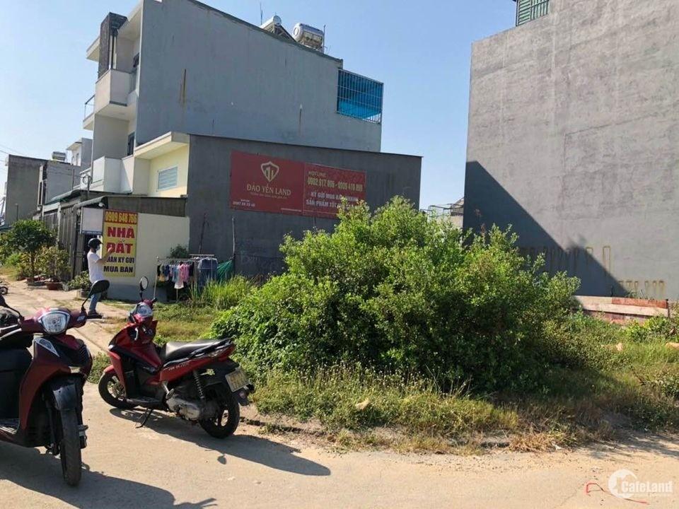 Bán đất 2 mặt tiền đường Gò Cát phường Phú Hữu vị trí đẹp