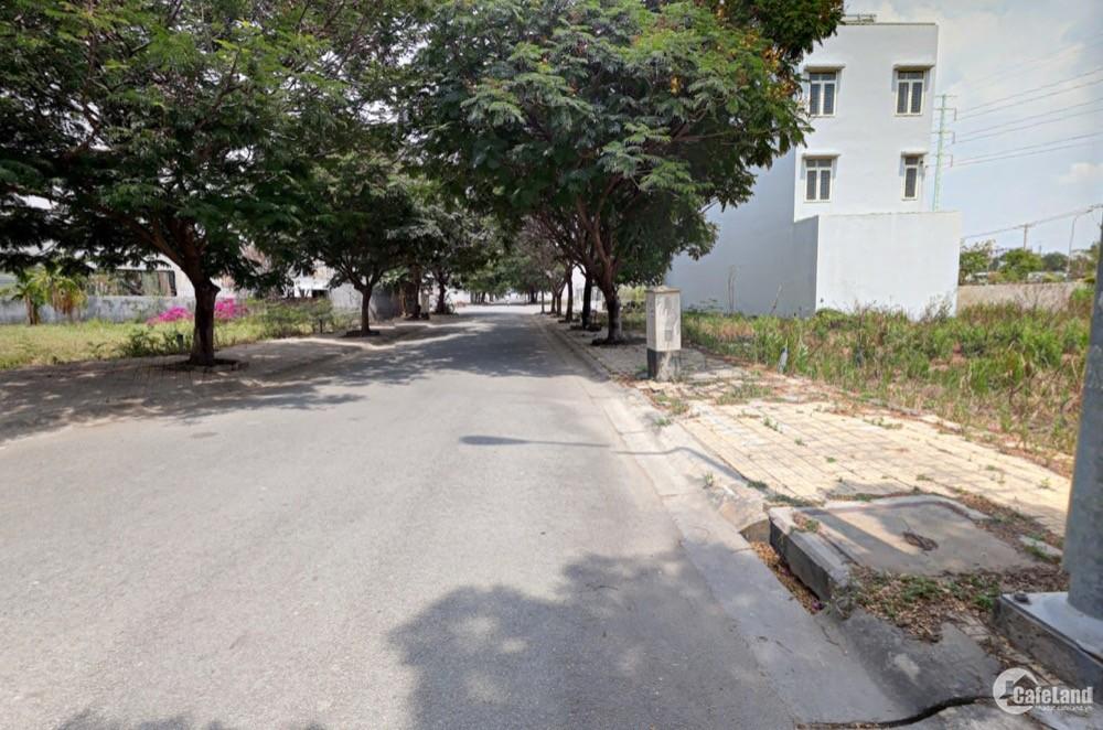 Thanh lý lô đất đường Tô Ngọc Vân, Thủ Đức, gần KDC Tam Bình.DT 100m2 giá 2.8 tỷ