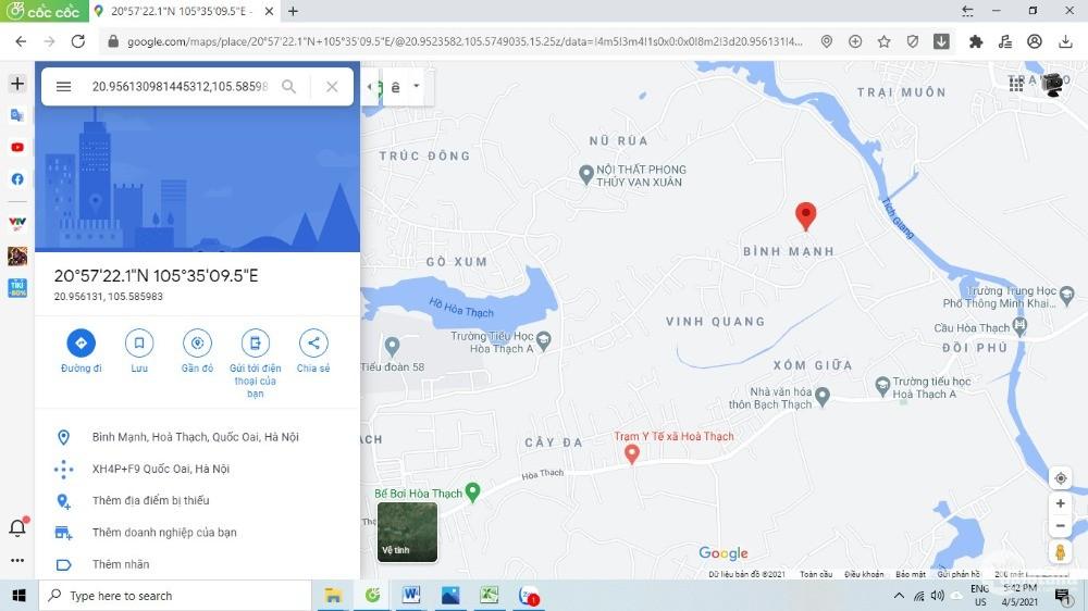 Đất nền Bình Mạnh Hòa Thạch 80m2 Full thổ cư chỉ từ 600tr đường ô tô