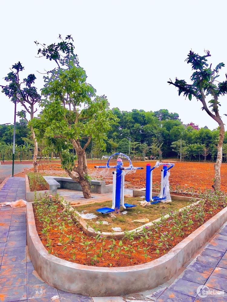 Đất nền thôn Cổ Rùa Phú Mãn đường cực rộng 40m mặt tiền 18m DT 200m2