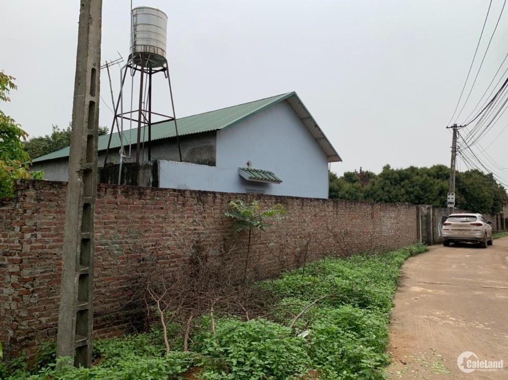 Bán đất 1540m, MT 45m, Phú Nghĩa, Minh Phú, Sóc Sơn, Hà Nội, 3.7 triệu / m2