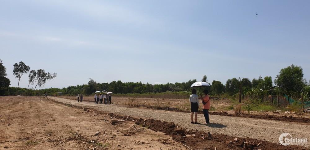Đất thổ cư Phú Mỹ nằm ngay cao tốc BH-VT cách KCN Sonadezi 500m Giá chỉ 1,3 tỷ