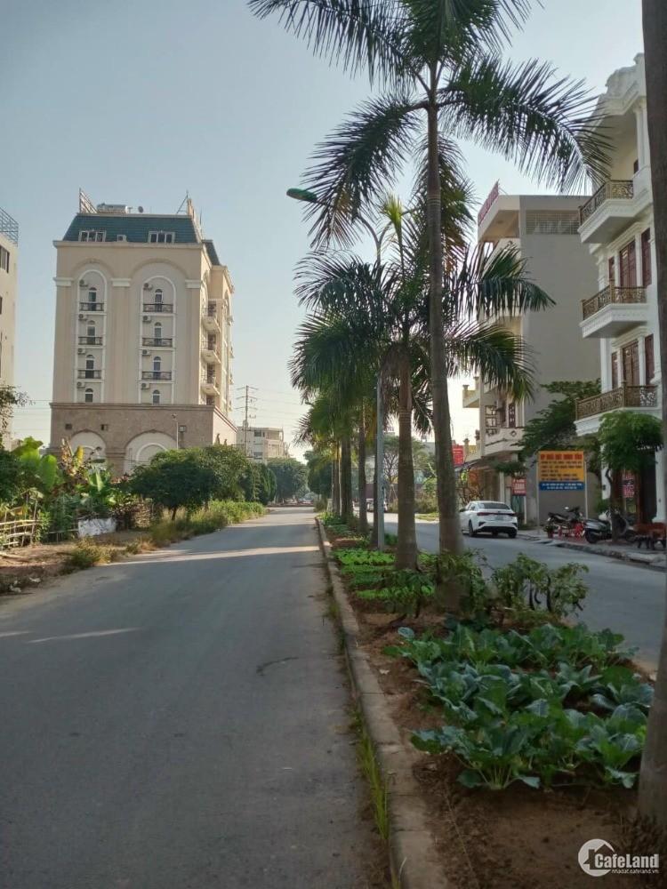 Chính chủ cần bán lô đất đường đôi Phùng Chí Kiên, TP HD, 75m2, mt 5m, vị trí đắ