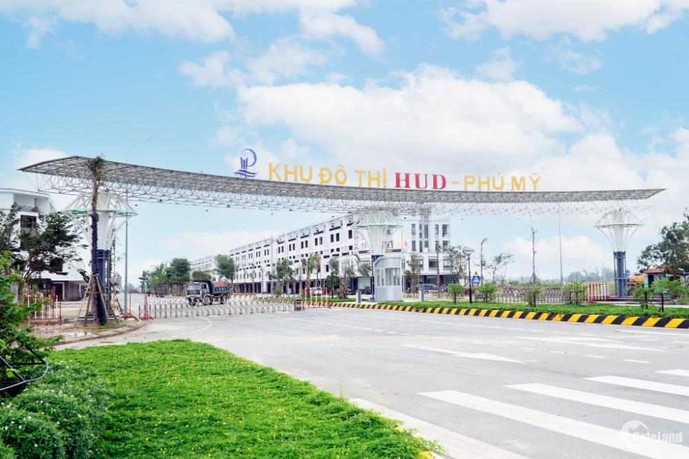Đất khu đô thị Phú Mỹ Quảng Ngãi đường 17.5m hướng Nam giá rẻ Lh 0905548908