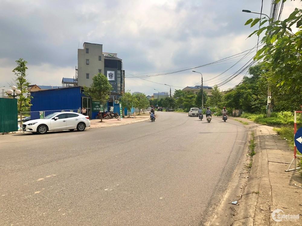 Bán đất nền dự án Central Hills - trung tâm thành phố Thái Nguyên, sổ đỏ lâu dài