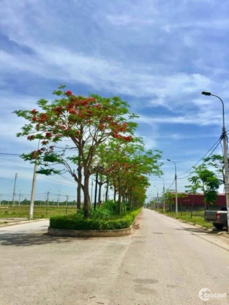Đất nền KĐT cao cấp gần sân bay Thọ Xuân.