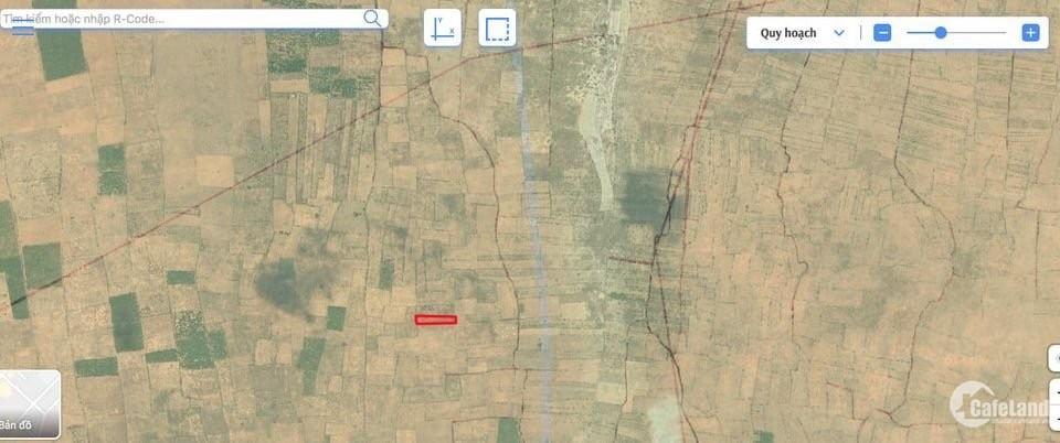 Chính chủ gửi bán lô đất vuông vức cực đẹp cách đường liên huyện chỉ 200m