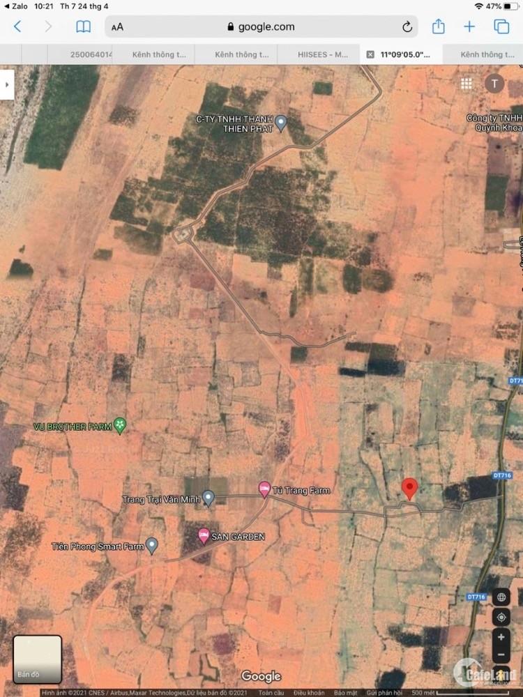 Hàng hot siêu vip mặt tiền đường đá bi 8m nằm trong khu trang trại Văn Minh