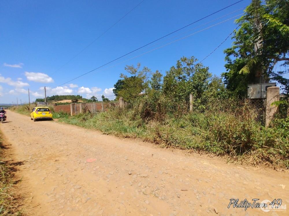 Bán 3.1 Hecta đất có sẵn vườn cây ăn trái,Ka-Nai,Phú Hội,Đức Trọng,giá 270 triệu