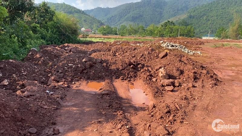 Cần tiền bán gấp lô đất 5127m2 đã có 500m2 thổ cư tại Mường Sang - Mộc Châu - Sơ