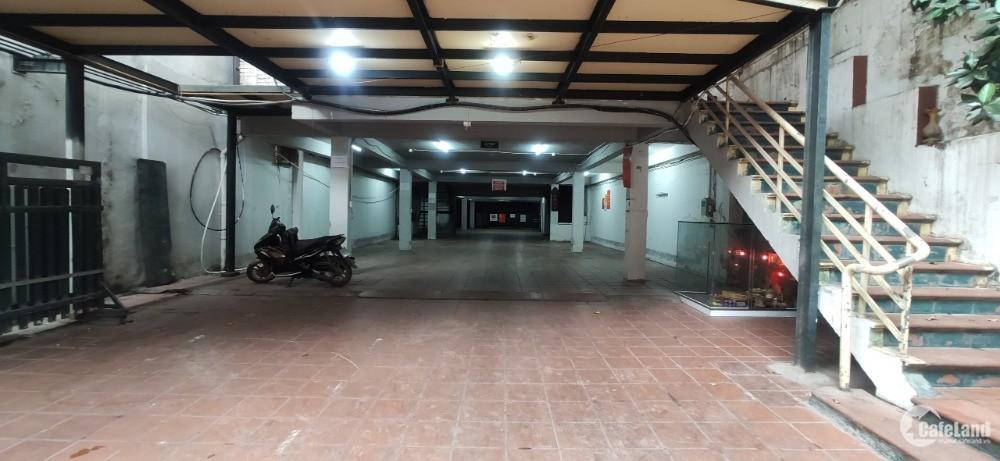 Cho thuê cửa hàng KD vị trí đông người qua lại nhất phố Thái Thịnh, S 800m2,