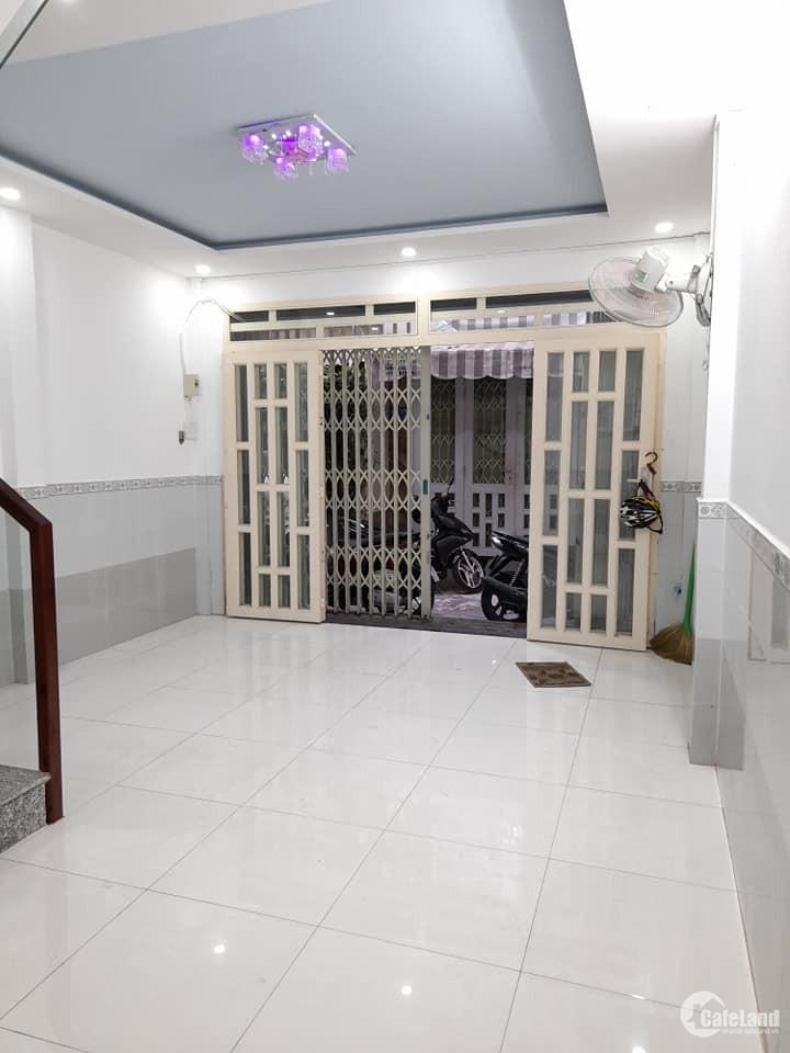Bán nhà đẹp Đường Phú Thọ Hoà Phường Phú Thọ Hoà Quận Tân Phú 33m2 2 tầng giá