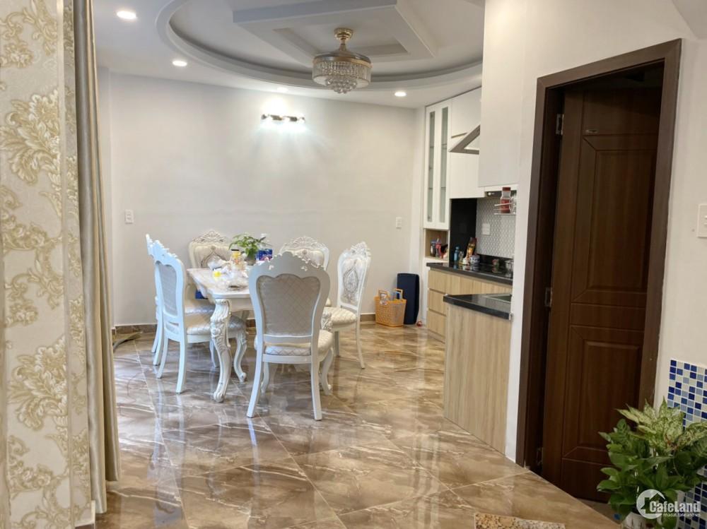 Nhà siêu đẹp (full nội thất) căn góc hẻm xe hơi Nguyễn Duy P9 Q8