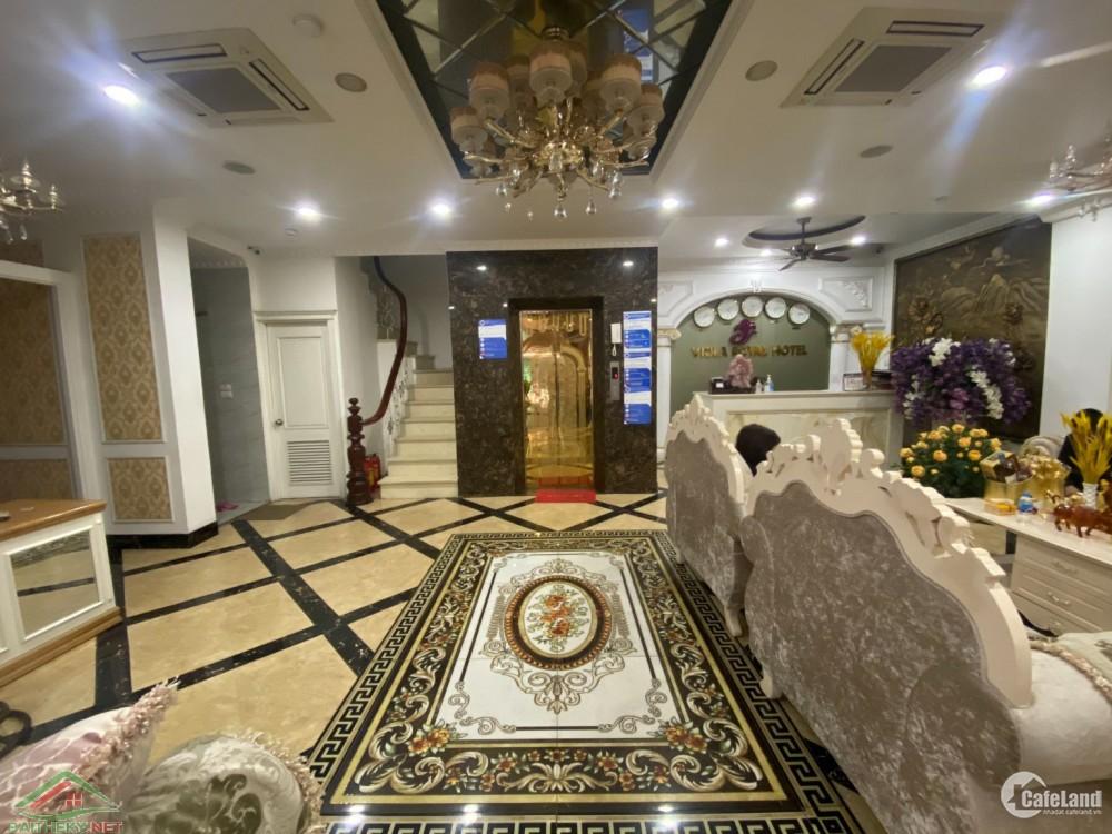 Bán nhà phố Kim Ngưu 90m2 x mặt tiền 8 mét giá 10 tỷ
