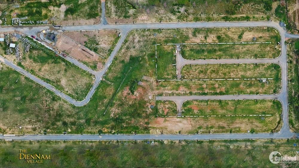 Đất nền dự án Làng Điện Nam (The Điện Nam Village) giá rẻ cho nhà đầu tư