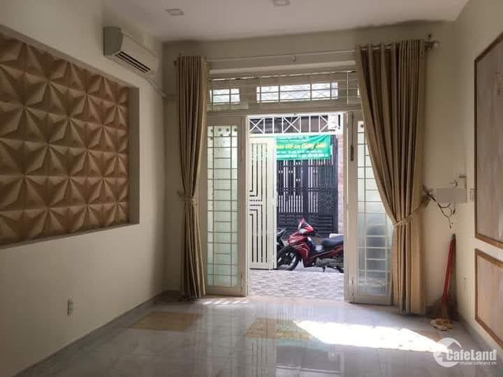 Nhà to hẻm như đường Phạm Quý Thích 3T/4PN/3WC 5,8 tỷ Tân Quý Tân Phú