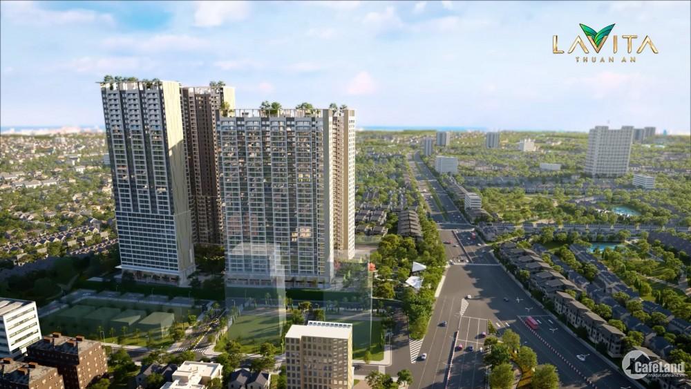 Hưng Thịnh Gây Bão Với Căn Hộ, Officetel Chuẩn Resort, Lavita Thuận An, Giá Chỉ